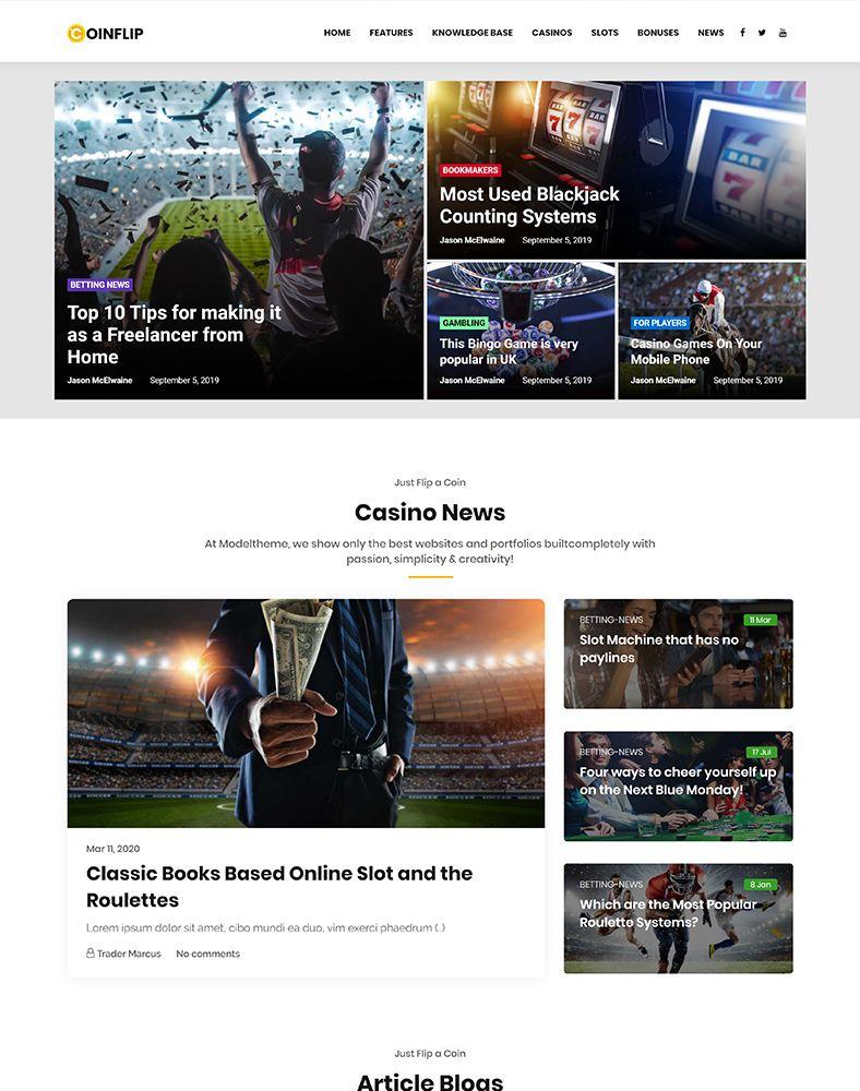 Home Casino Blogging