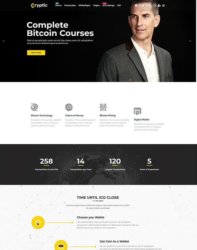 Crypto Coacher