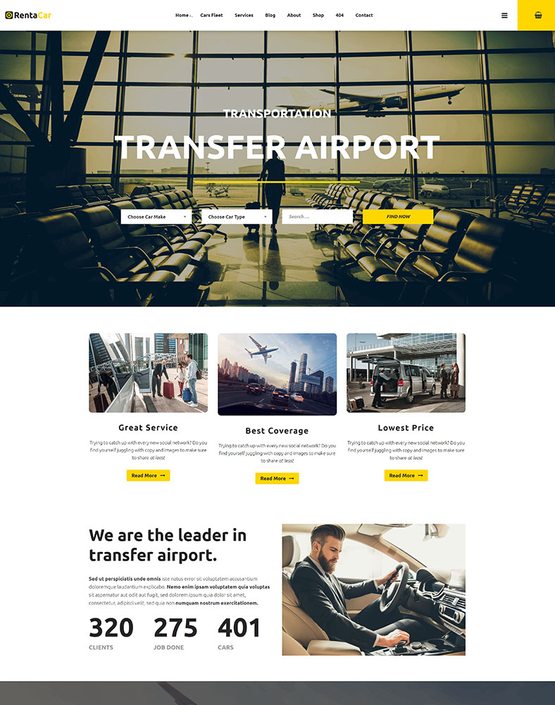 Transfer Airport