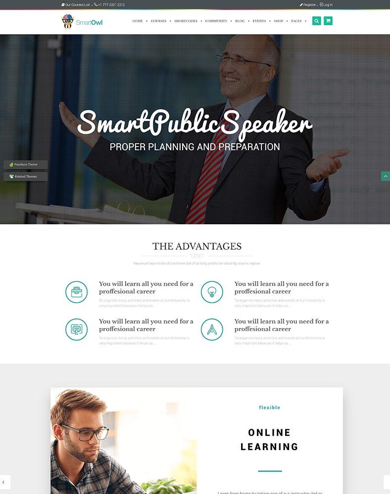 Smart Public Speaker