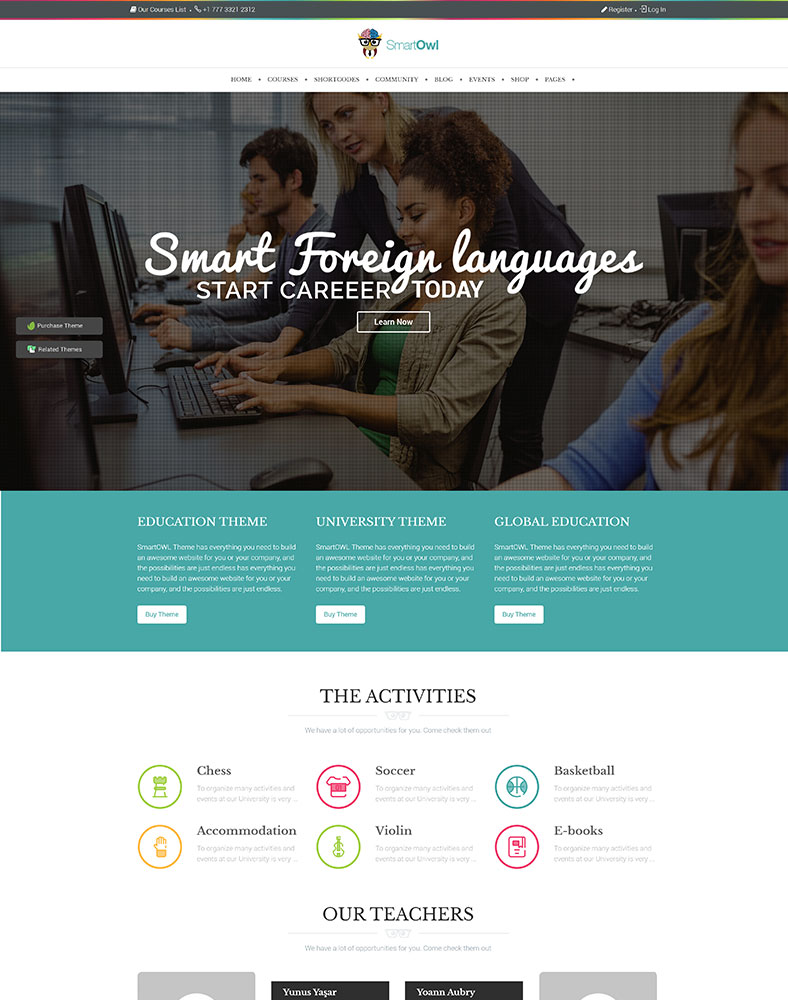 Smart Foreign Languages