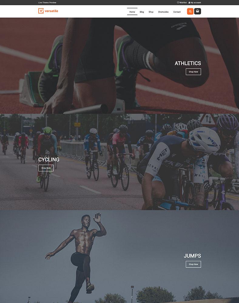Sport Parallax