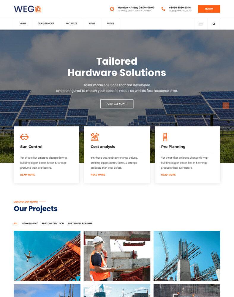 Solar Photovoltaic Demo