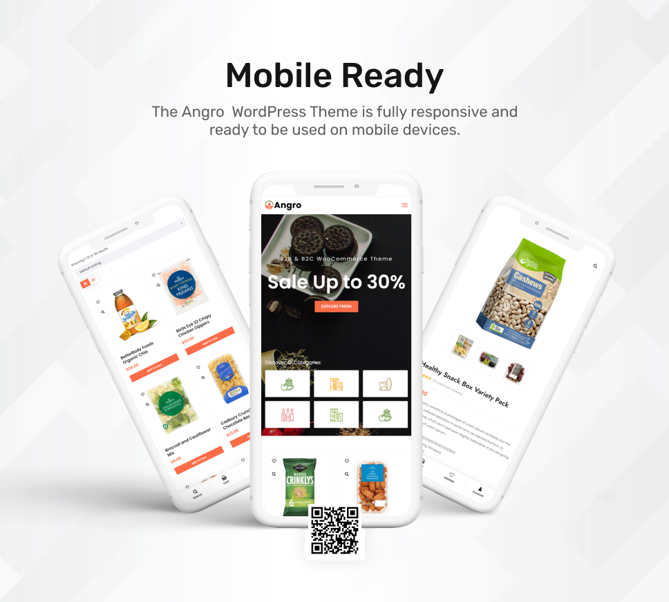 Angro - WooCommerce B2B & Wholesale Theme - 3
