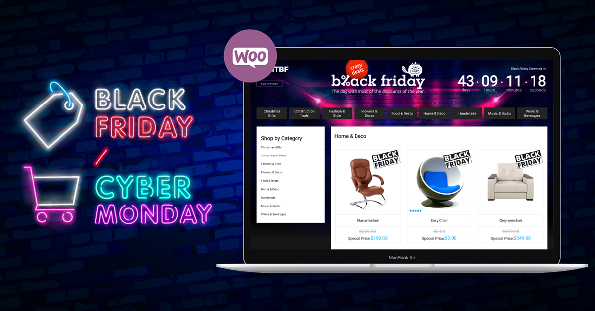 Fusko - Tech/Gadgets WooCommerce WordPress Theme - 1