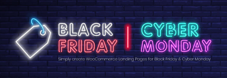 Black Friday / Cyber ​​Monday mode plugin for WooCommerce - 1