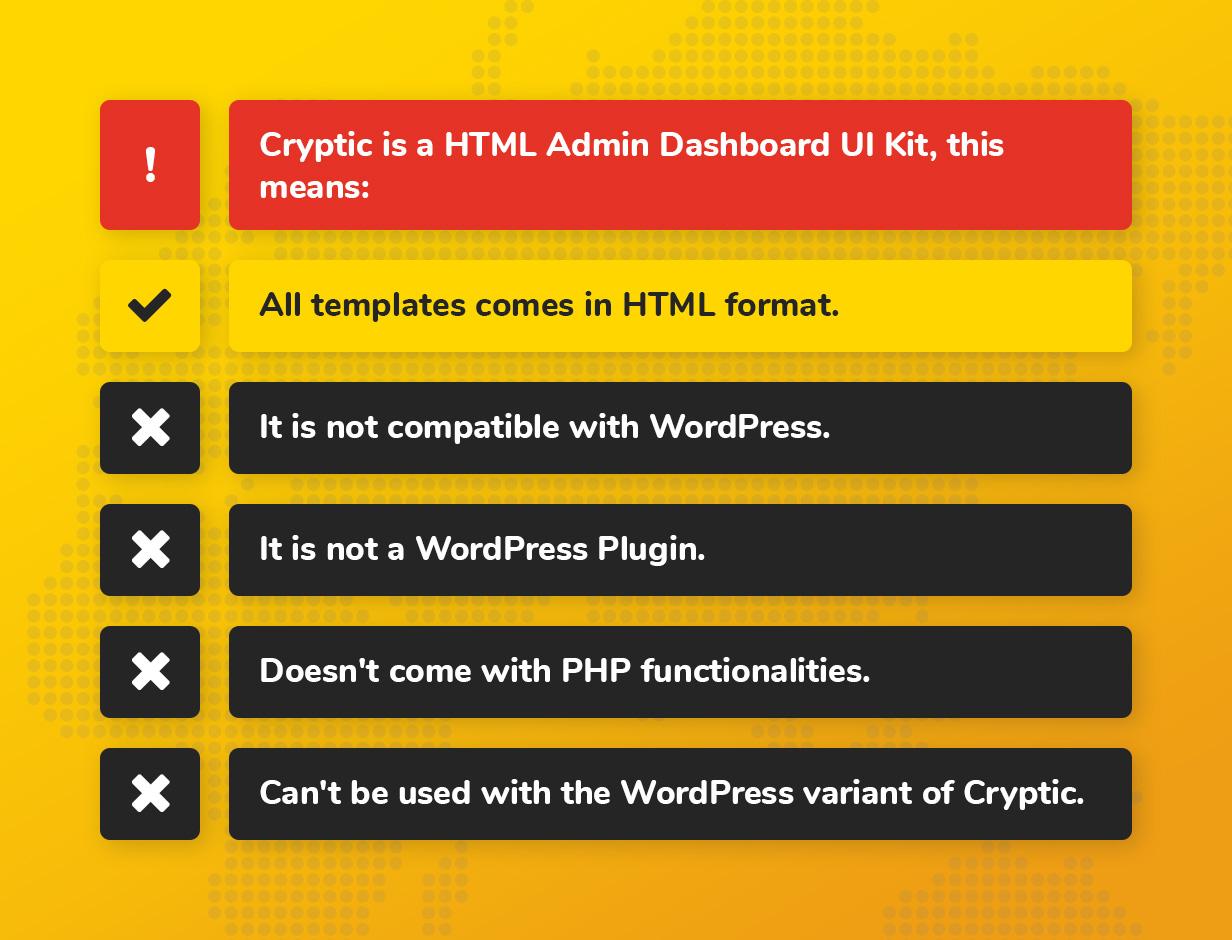 Cryptic - Crypto UI Kit - 9