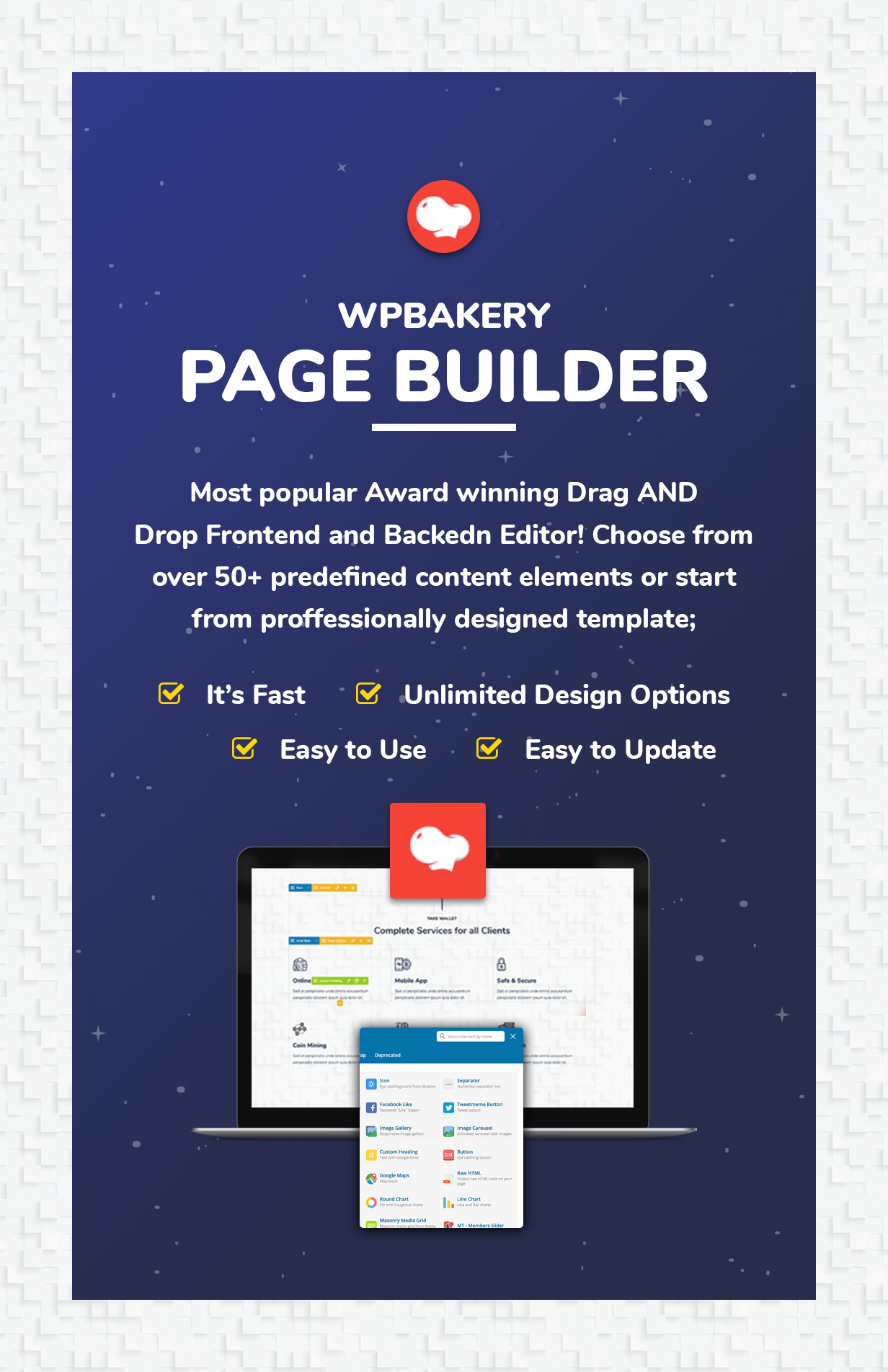 Cryptokn - ICO Landing Page & Cryptocurrency WordPress Theme - 5