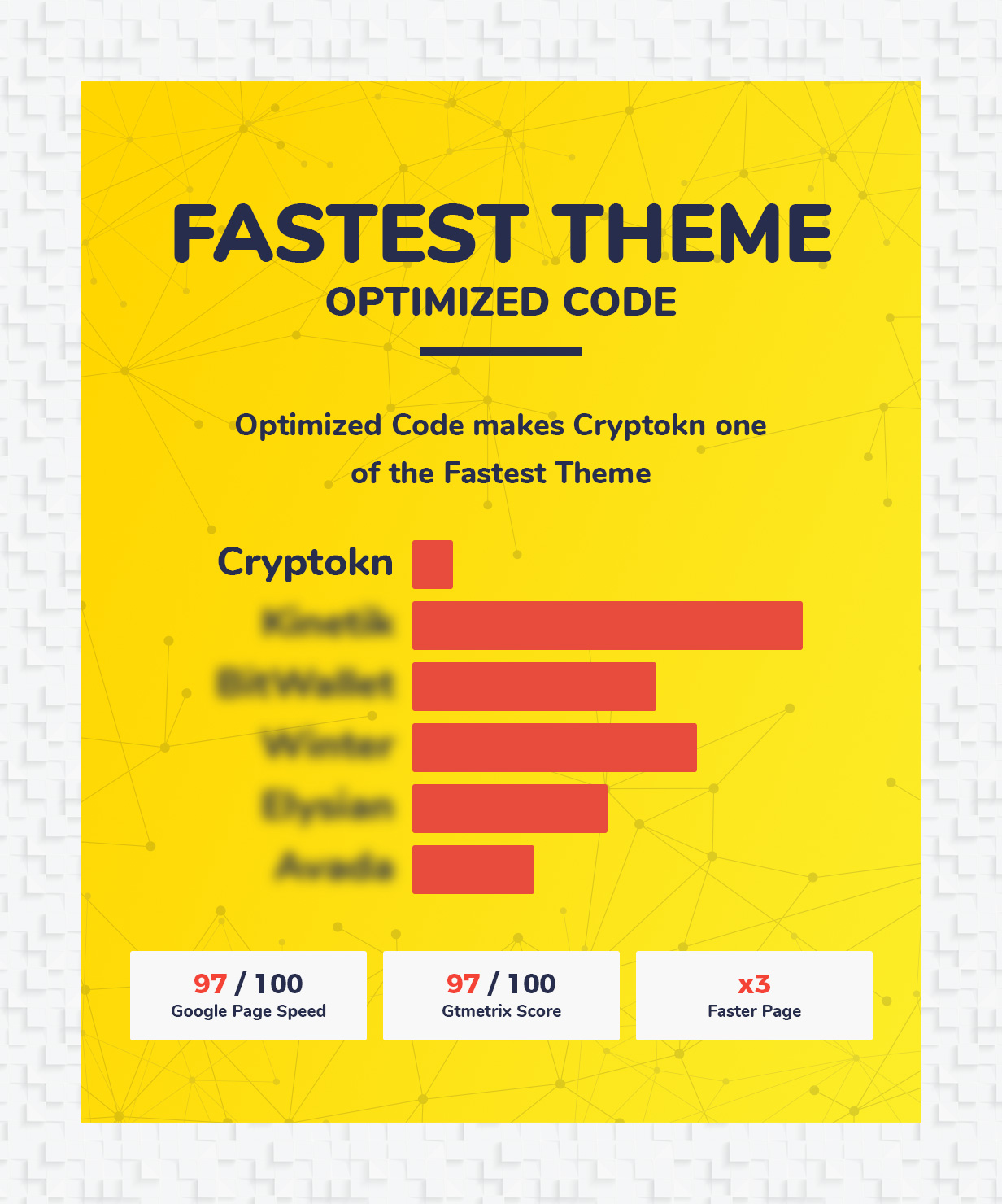 Cryptokn - ICO Landing Page & Cryptocurrency WordPress Theme - 9
