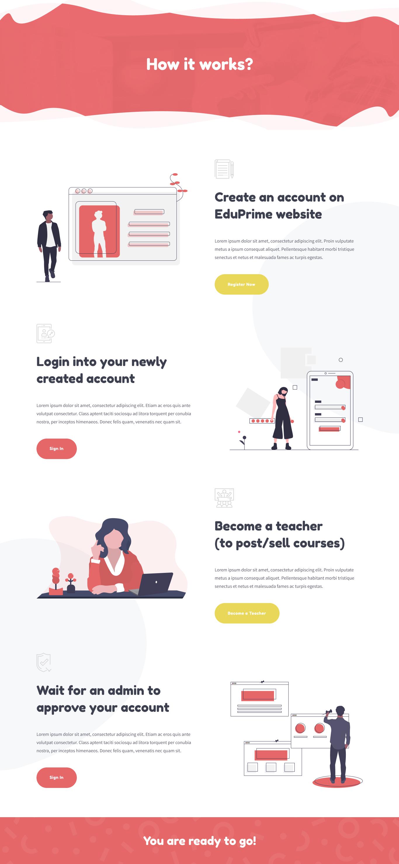 EduPrime - Education & LMS WordPress Theme - 2