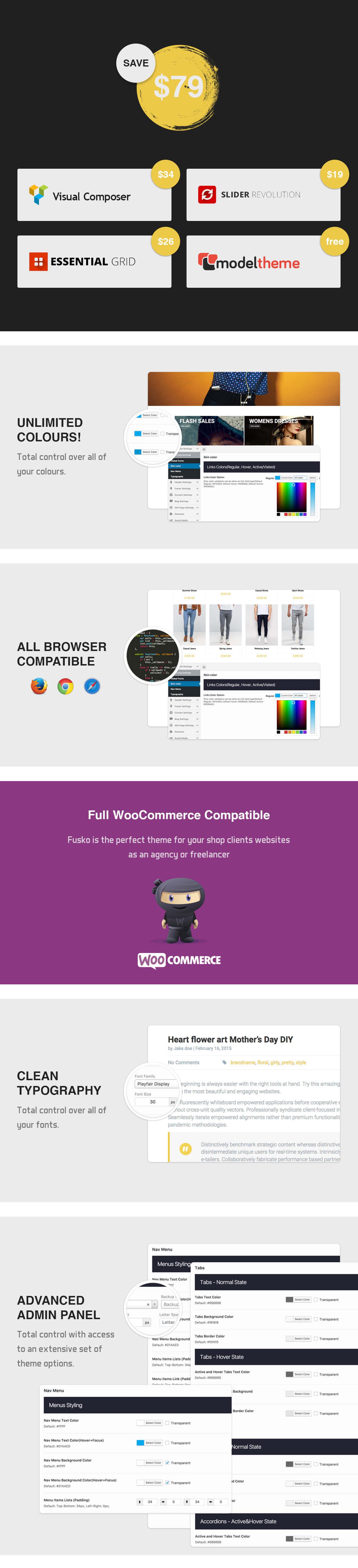 Fusko - Tech/Gadgets WooCommerce WordPress Theme - 6