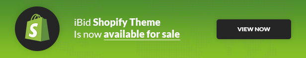iBid - VueJS eCommerce & Auctions Template - 2