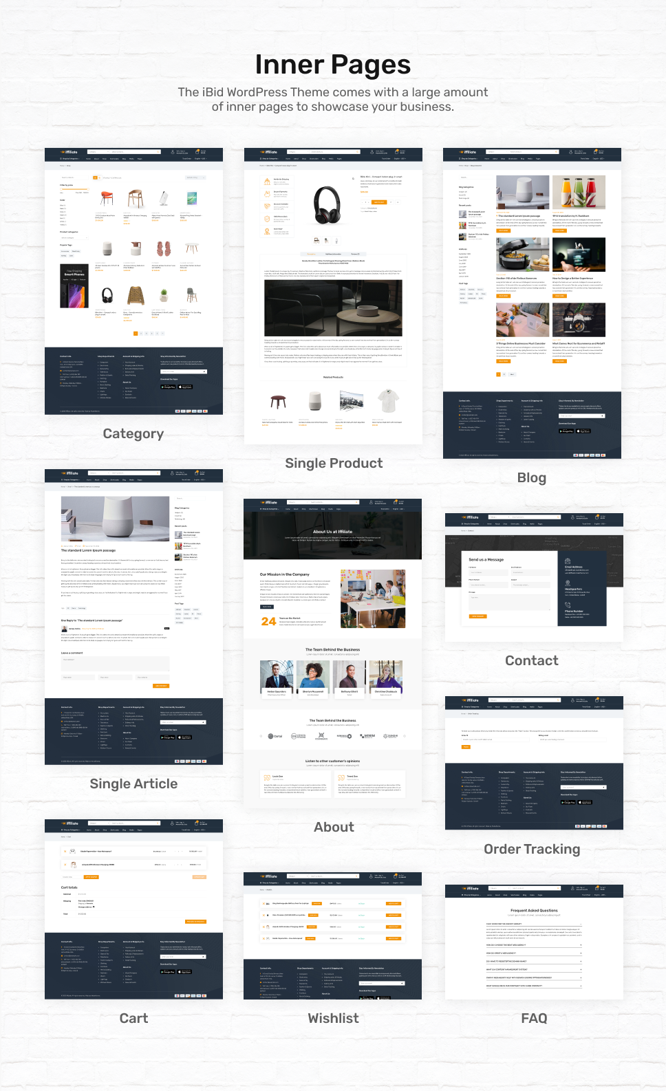 iffiliate - WooCommerce Amazon Affiliates Theme - 9