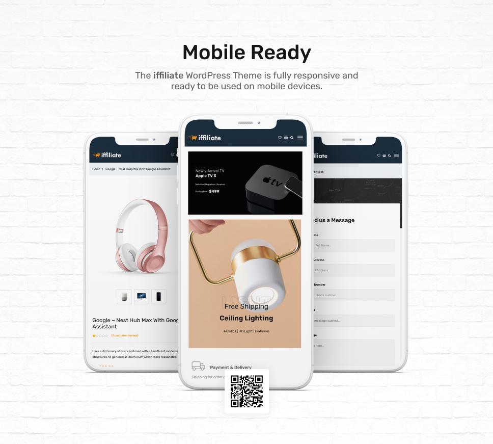 iffiliate - WooCommerce Amazon Affiliates Theme - 2