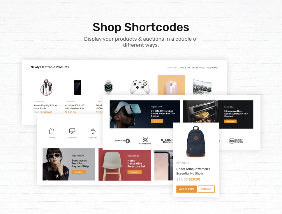 iffiliate - WooCommerce Amazon Affiliates Theme - 8