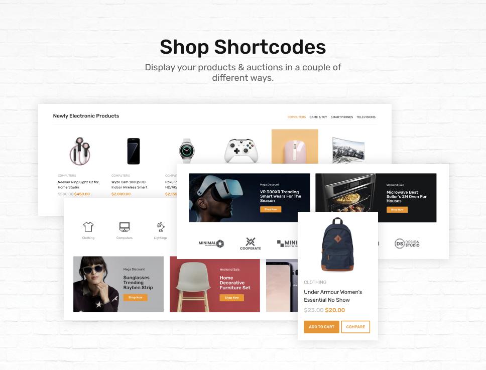 iffiliate - WooCommerce Amazon Affiliates Theme - 9