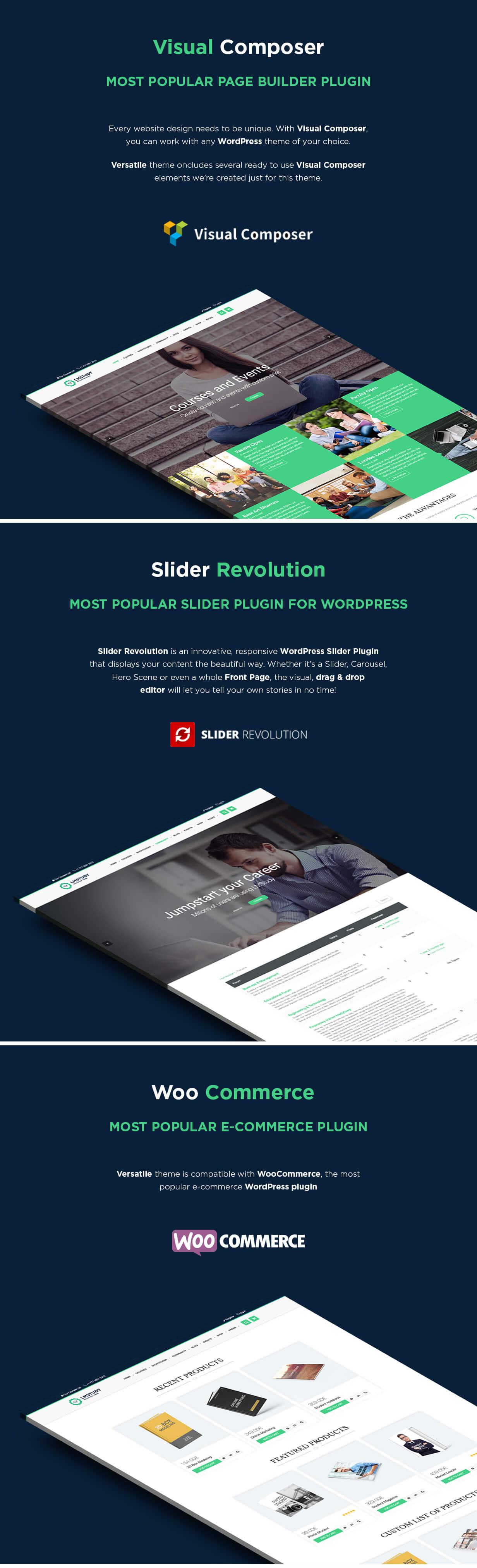 LMStudy - Course / Learning / Education LMS WooCommerce Theme - 4
