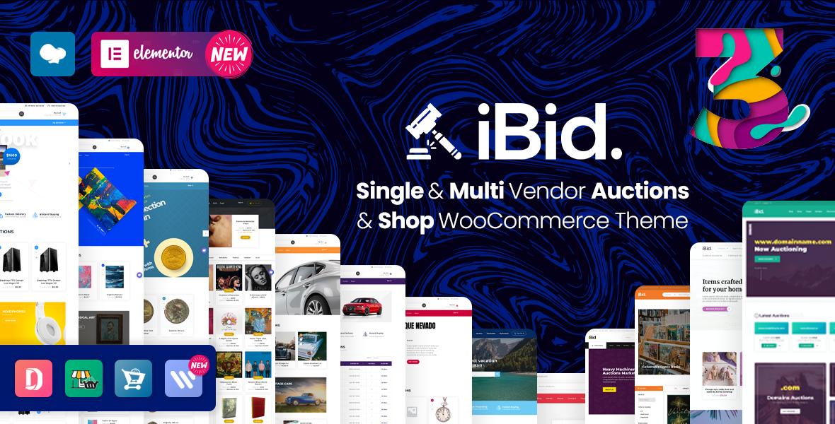Lotes de leilão para o tema iBid - 1
