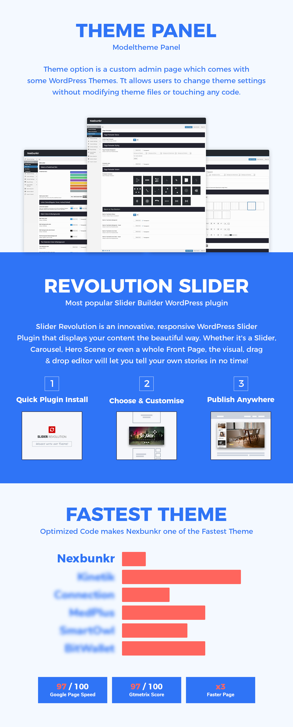 Nexbunker - Hosting/Server WordPress Theme + WHMCS - 4