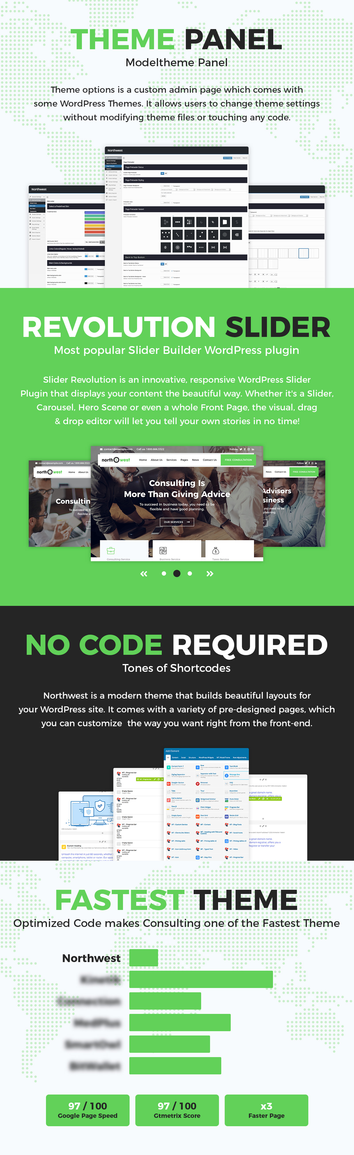 Northwest - Consulting WordPress Theme - 3