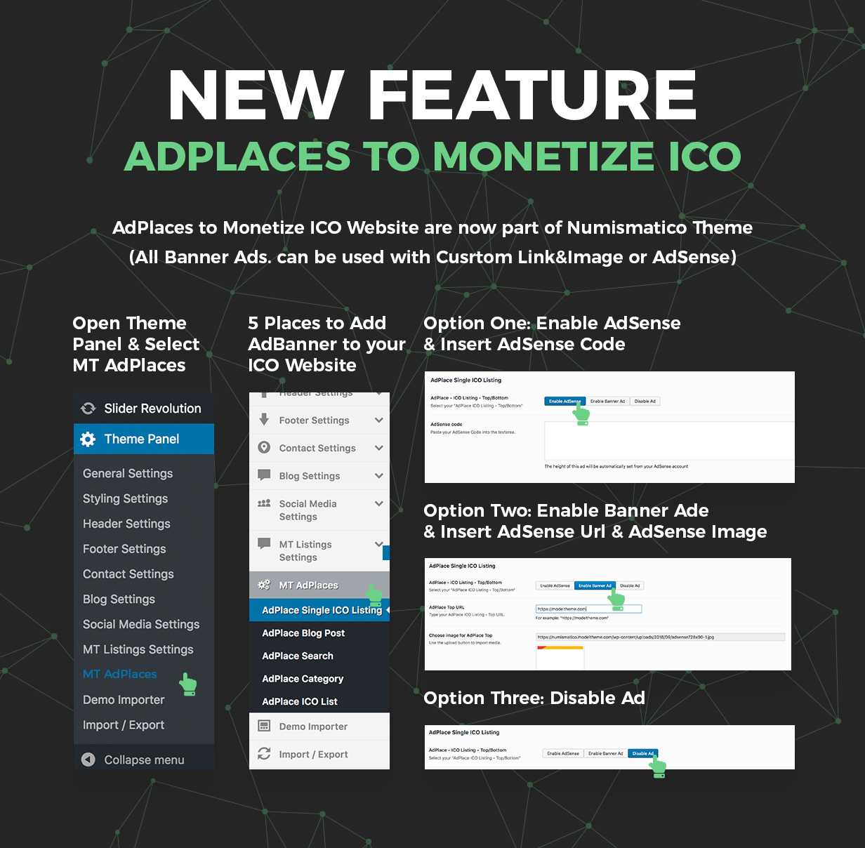 Numismatico - Cryptocurrency Directory & Listings WordPress Theme - 4