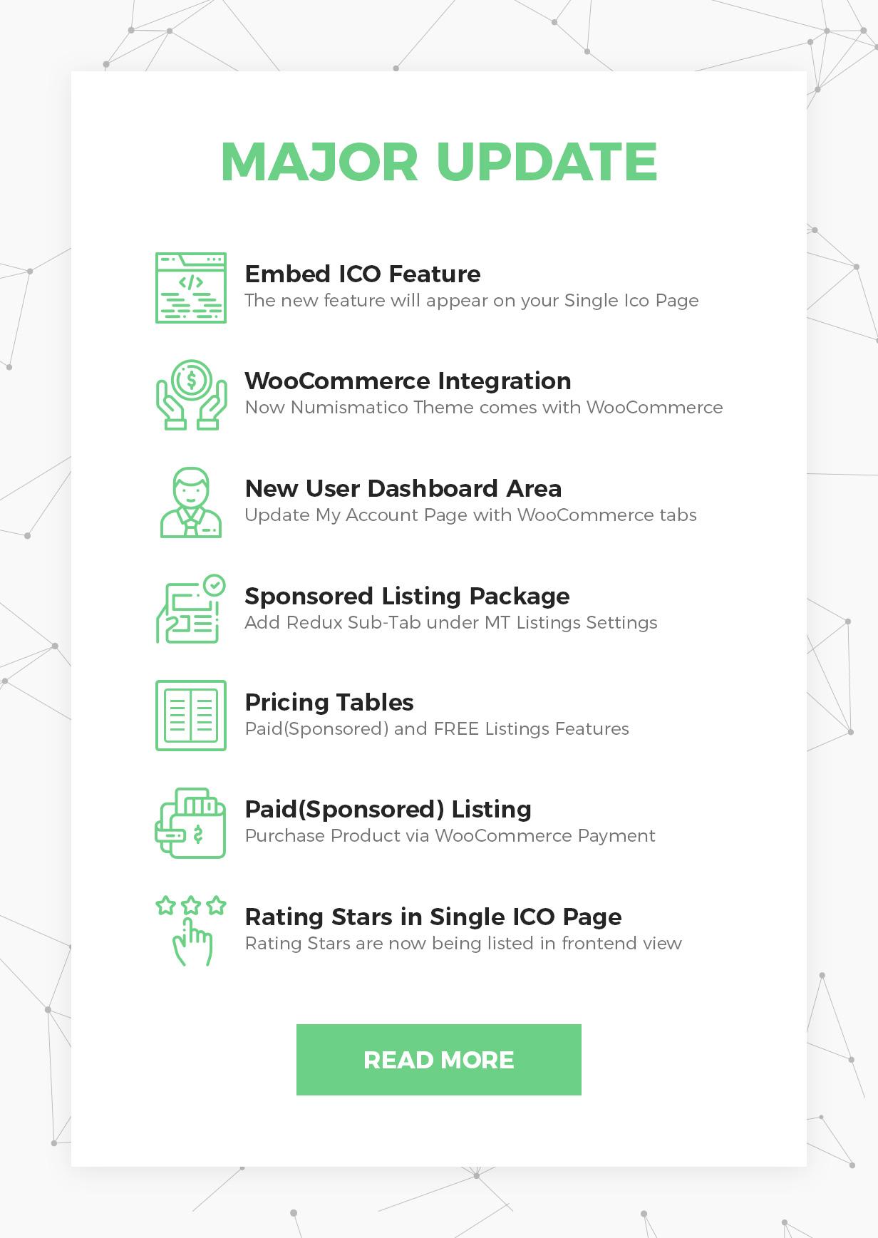Numismatico - Cryptocurrency Directory & Listings WordPress Theme - 3