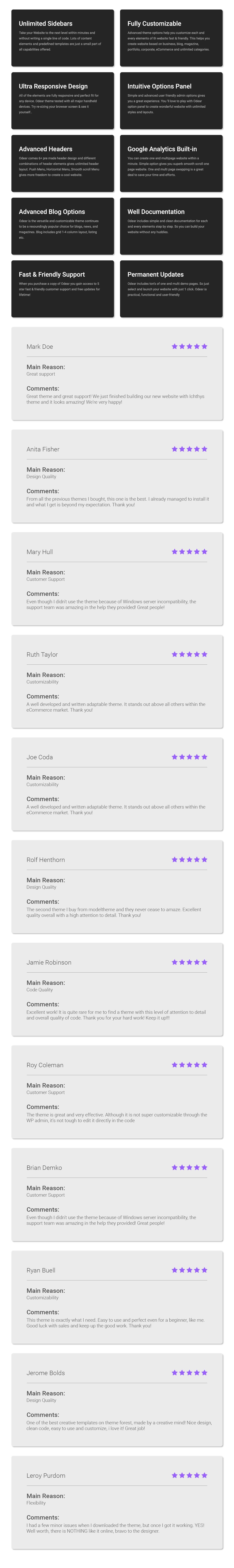 Odear - Multi-Concept Creative WordPress Theme - 4