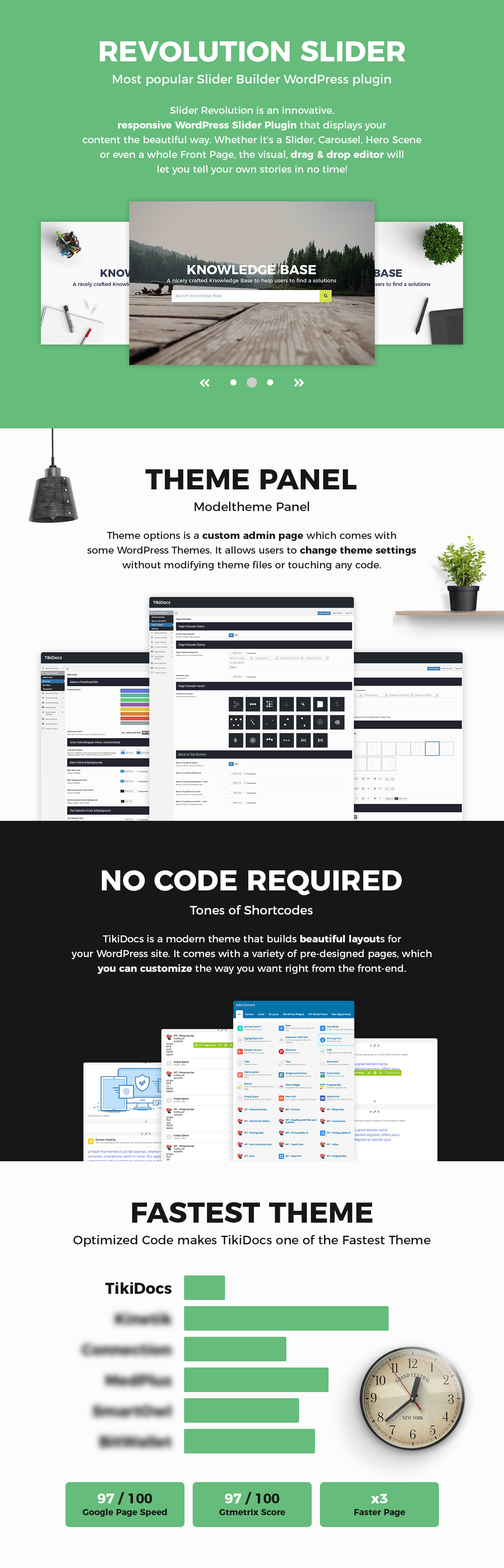 Tikidocs - Knowledgebase & Support Forum WordPress Theme + RTL - 3