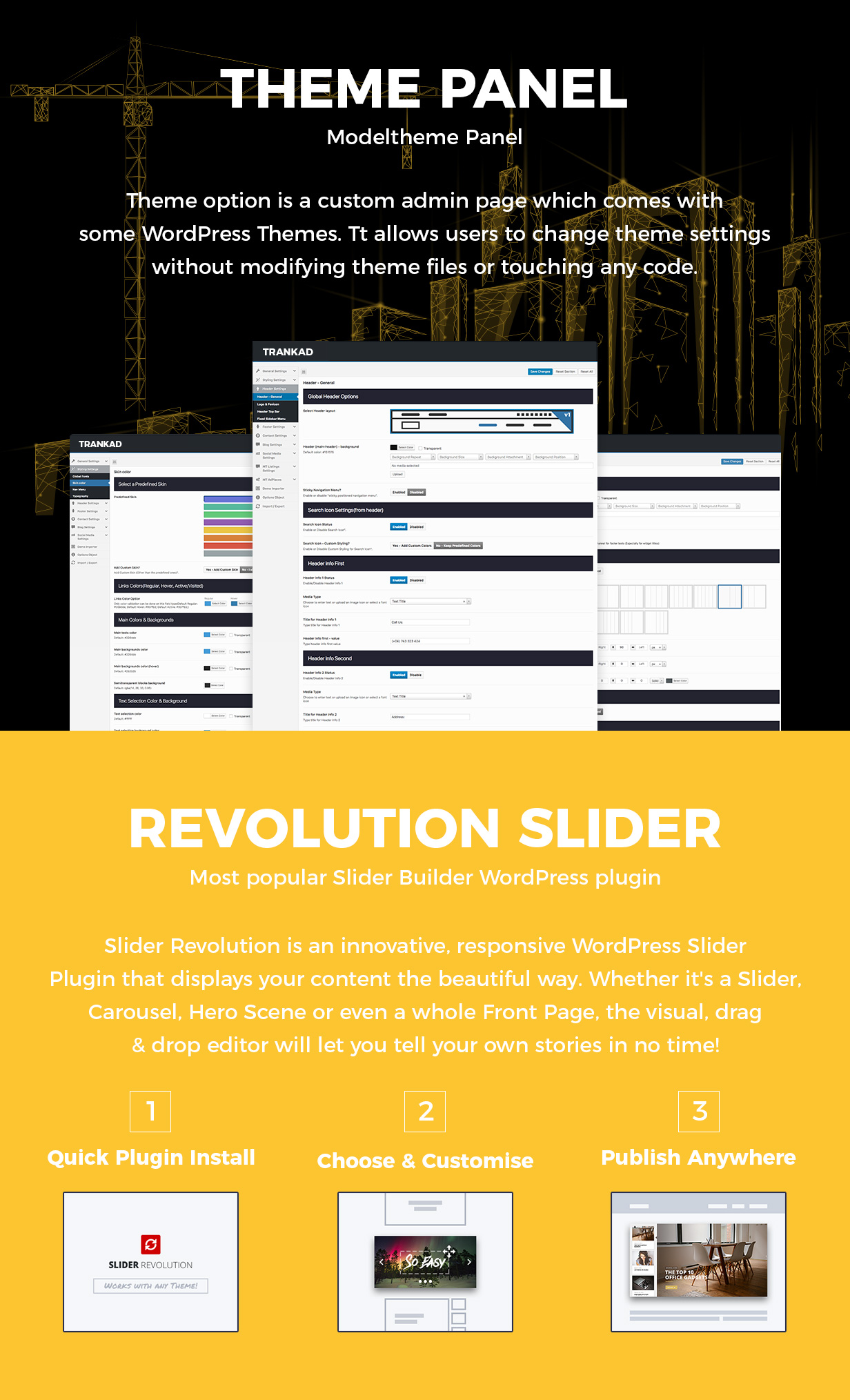 Trankad - Construction WordPress Theme - 11