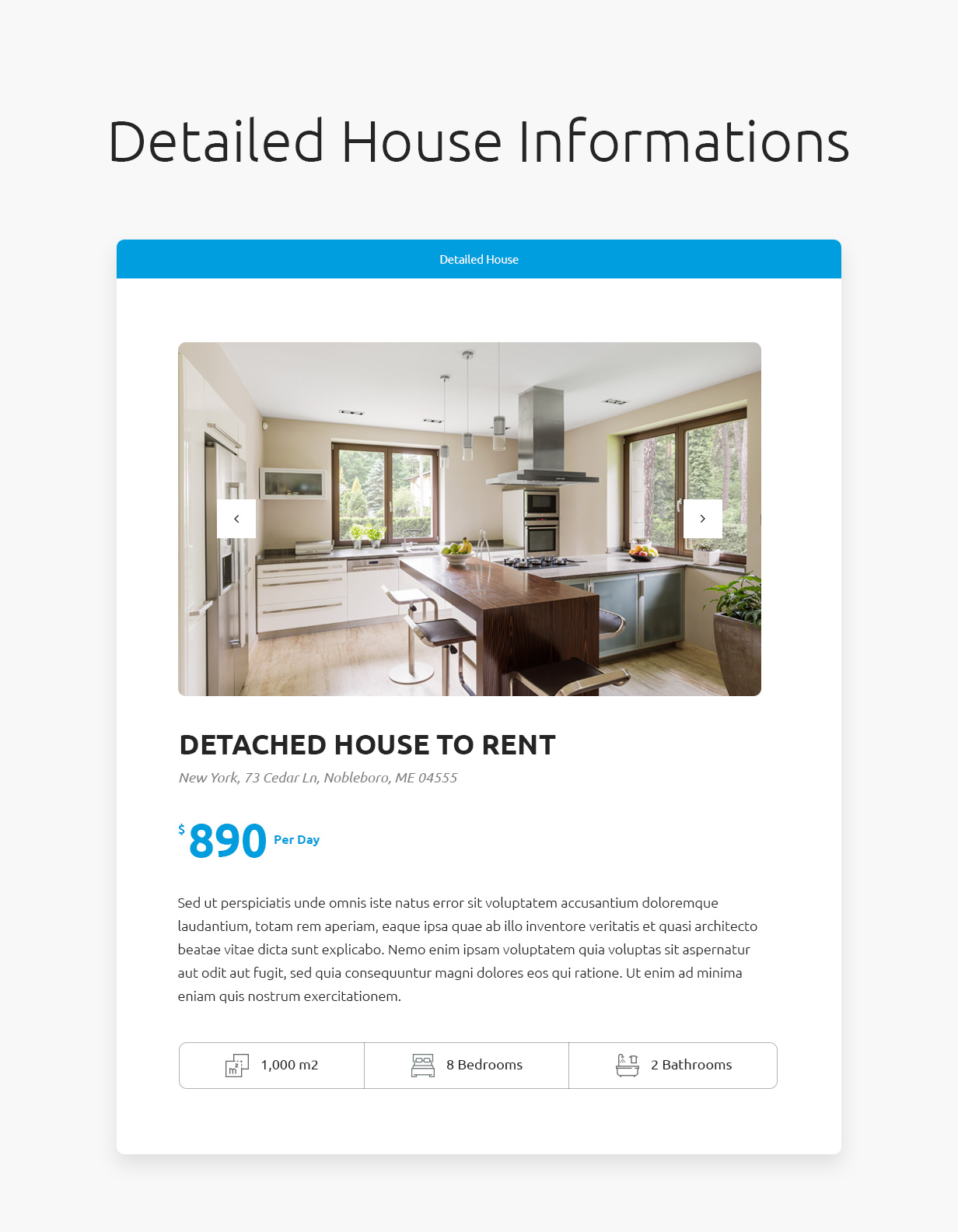 UrbanPoint - House Selling & Rental WordPress Theme - 7