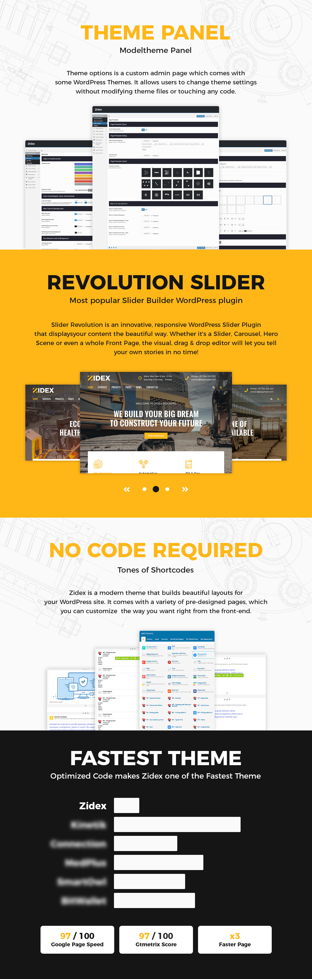 Zidex - Industrial & Factory WordPress Theme - 12