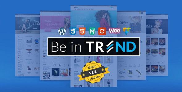 Trend – Multi-Niche WooCommerce Theme