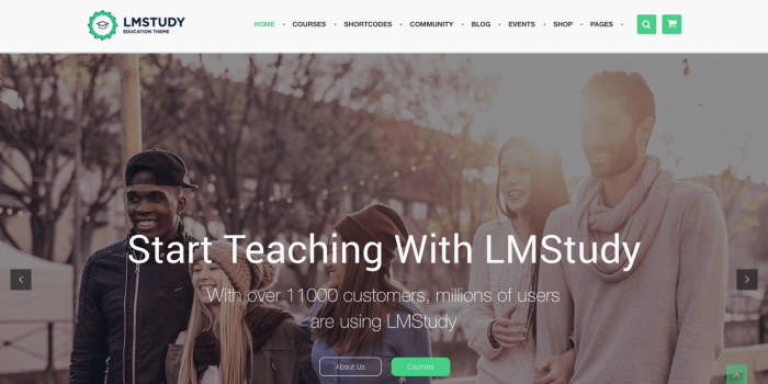 15+ Best Education and LMS WordPress Themes
