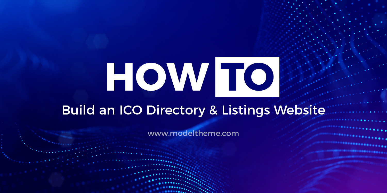 How to build an ICO Directory & Listings Website