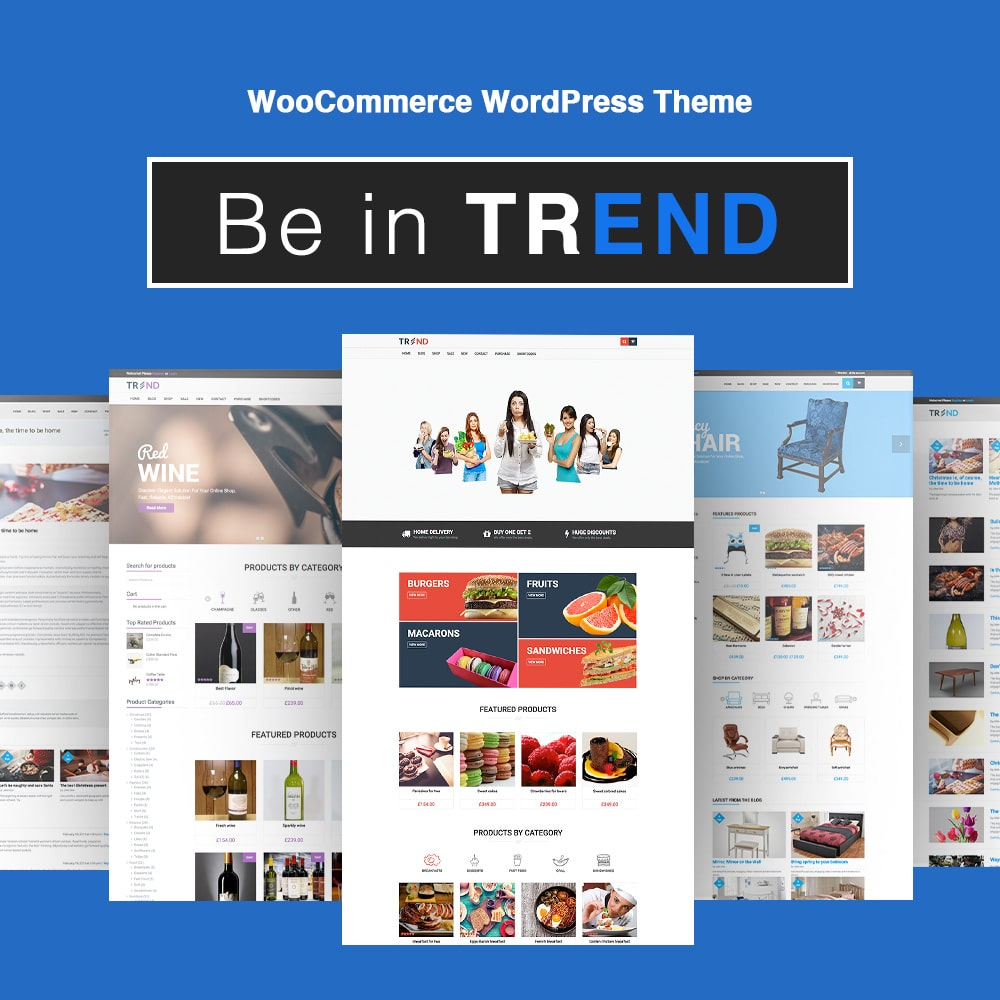 Trend WordPress Theme