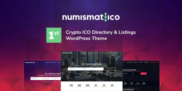 How to use FREE & Sponsored ICO Listings Feature in Numismatico v1.3