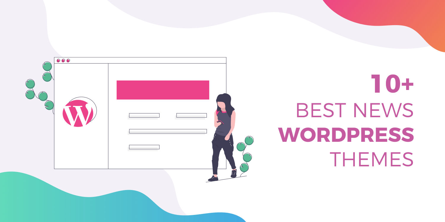 10+ best News WordPress themes