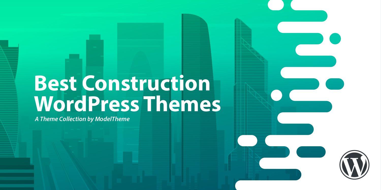 Best Construction WordPress Themes