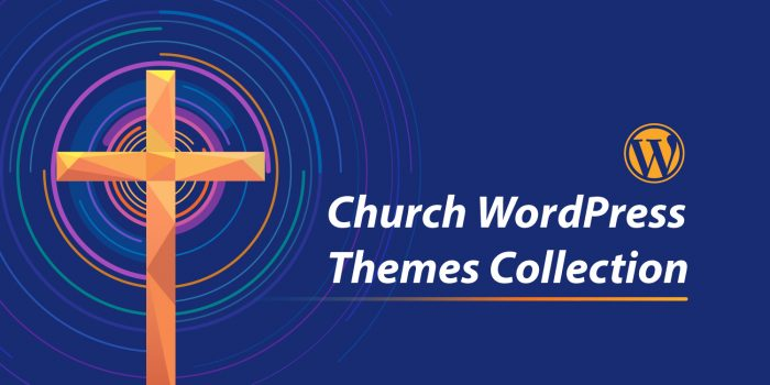 24+ Church WordPress Themes