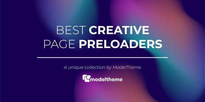 Best Creative Page Preloaders