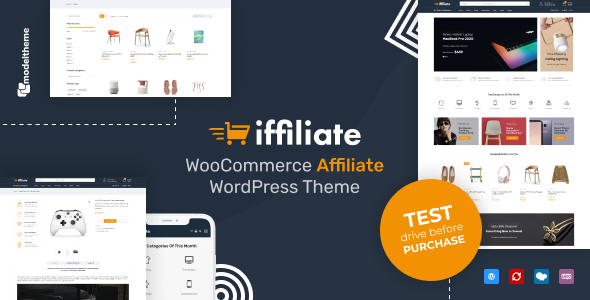 iffiliate – WooCommerce Amazon Affiliates Theme