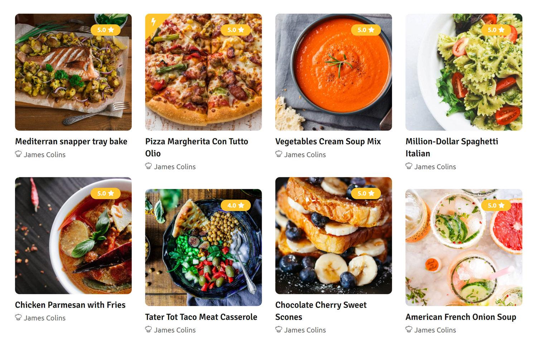foodhub-grids