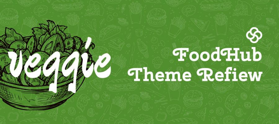 FoodHub Review – Recipe WordPress Theme